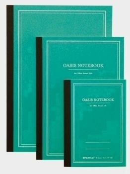 *Oasis Notebook*