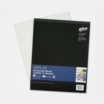 Hilroy Drawing Book 50lb Paper 50 sheets