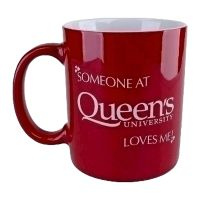 Someone at Queen's Loves Me Mug