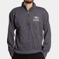 Smith 1/4 Zip Sweater