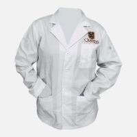 Clinical Lab Jacket Crested
