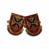 Queen's Cufflinks Colour