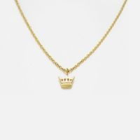 Radley Mini Crown Necklace