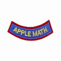 Apple Math Discipline Bar