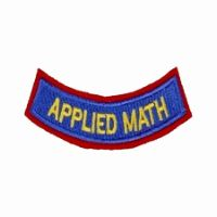Applied Math Discipline Bar