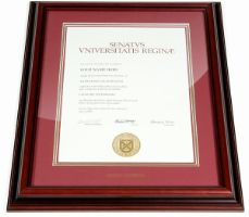 *Diplomat Degree Frame